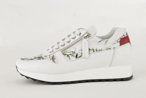 witte sneaker jeroen bosch